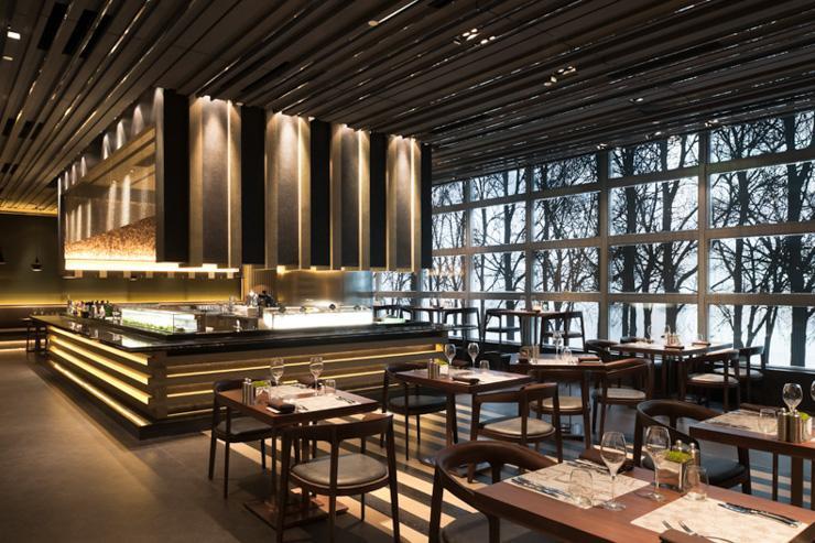L'Hotel Elan - Restaurant