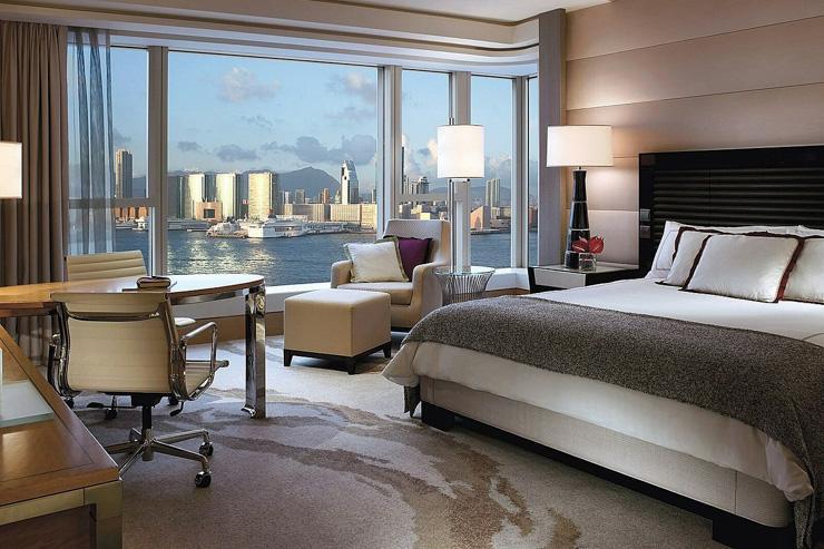 The Four Season Hong Kong - Chambre avec vue