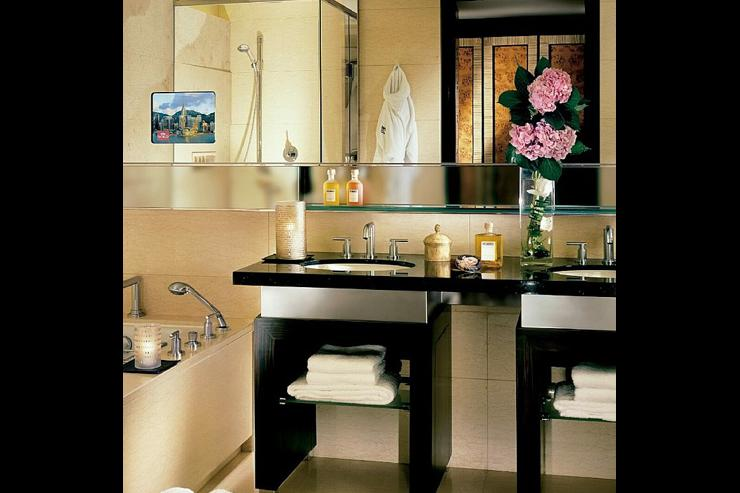 The Four Season Hong Kong - Salle de bain