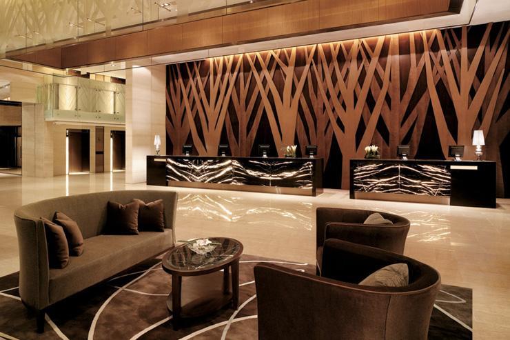 Hyatt Regency Sha Tin - Réception