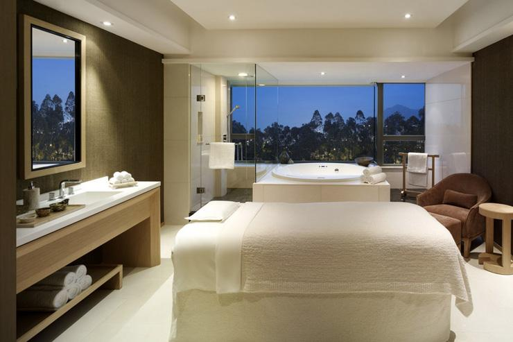 Hyatt Regency Sha Tin - Spa