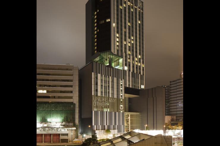 Hotel ICON - Extérieur de l'hôtel