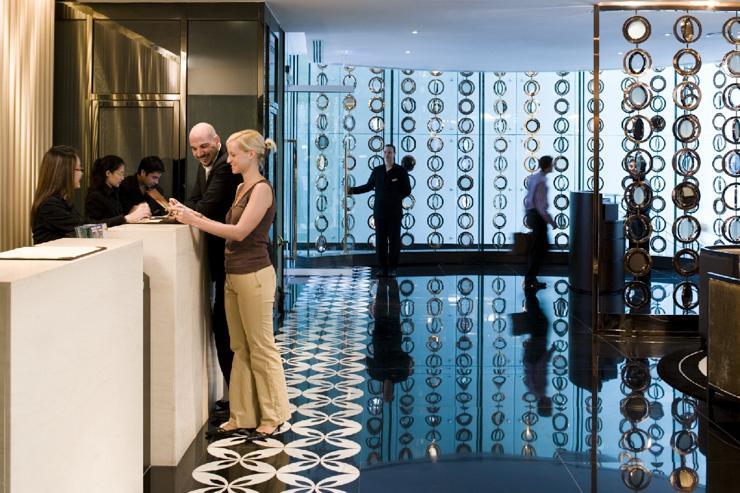 Hotel LKF by Rhombus - Lobby