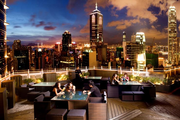 Hotel LKF by Rhombus - Rooftop