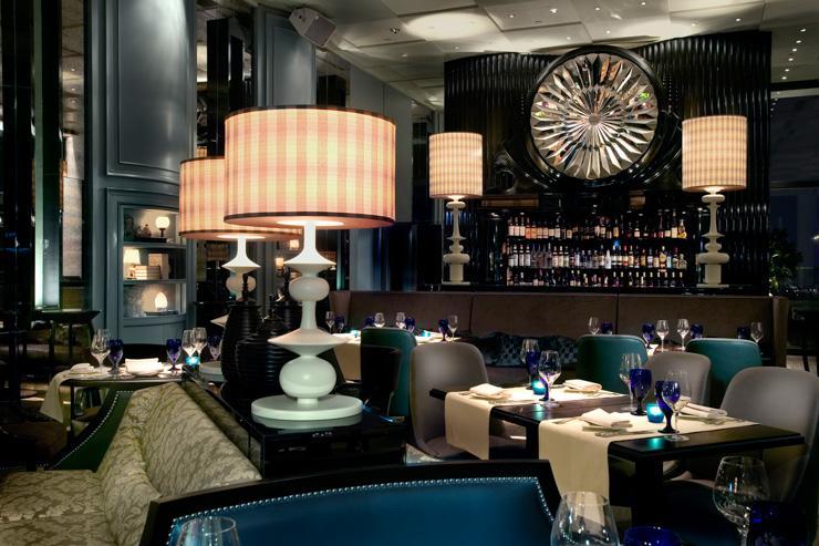 Hotel LKF by Rhombus - Azure (intérieur)