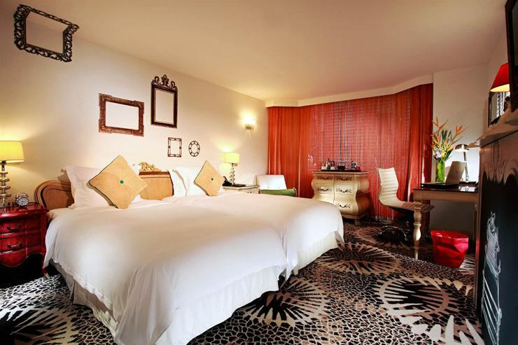 The Luxe Manor - Chambre
