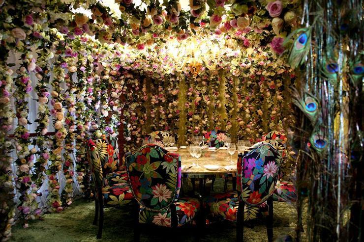 The Luxe Manor - Restaurant
