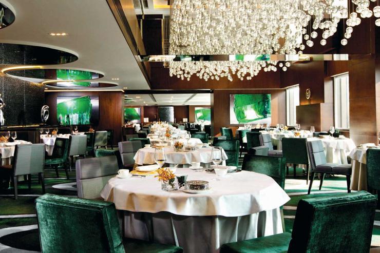 The Mira Hong Kong - Restaurant