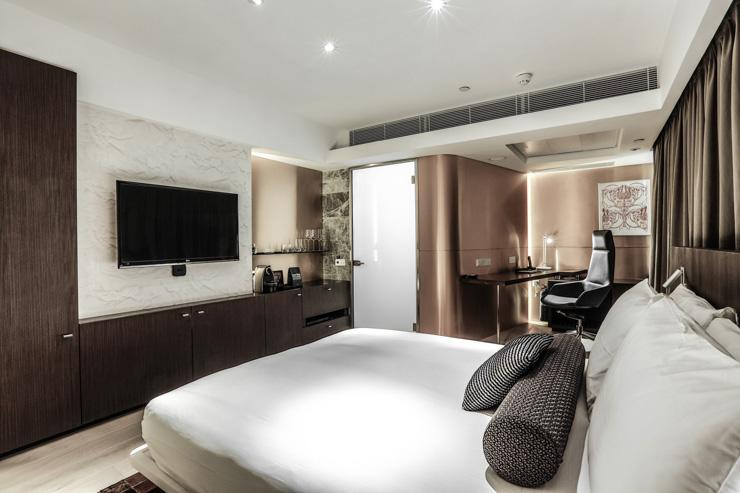 Ovolo 2 Arbuthnot Road (Central) - Chambre