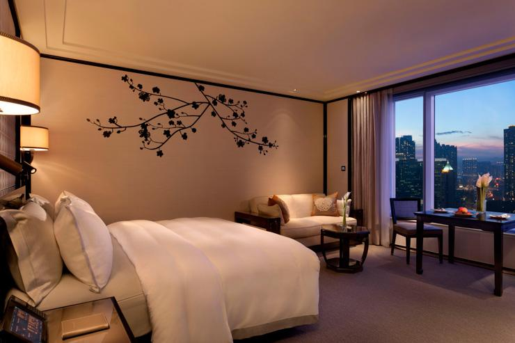 The Peninsula Hong Kong - Chambre