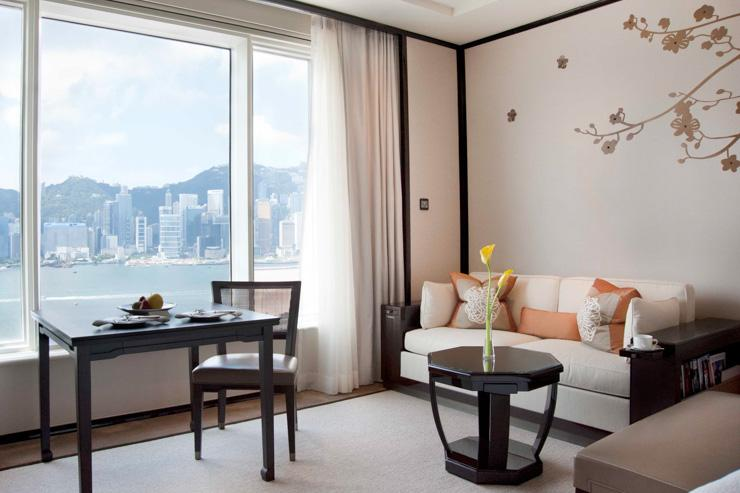 The Peninsula Hong Kong - Suite avec vue