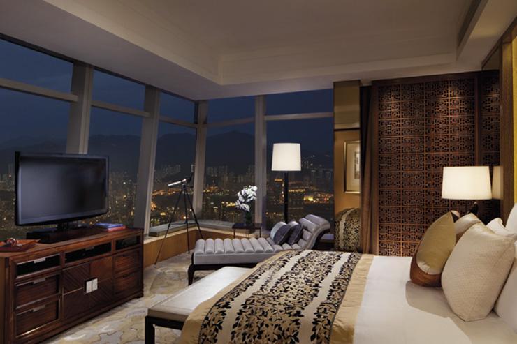 The Ritz-Carlton Hong Kong - Vues sur Hong Kong