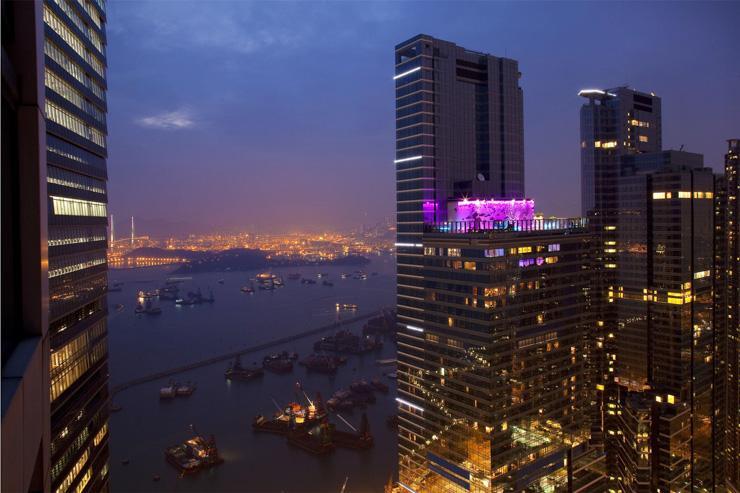 W Hong Kong - Extérieur de l'hôtel