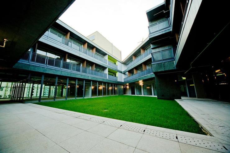 Y-Loft (Youth Square) - Cour intérieure
