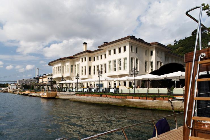 Les Ottomans Istanbul - Vue extérieure de l'hôtel