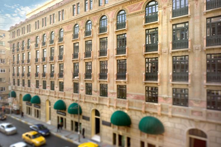 Park Hyatt Istanbul - Façade de l'hôtel