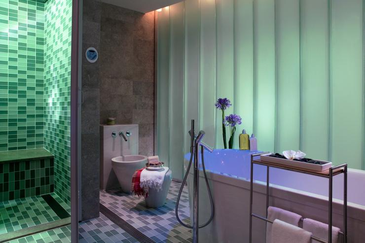Park Hyatt Istanbul - Salle de bain