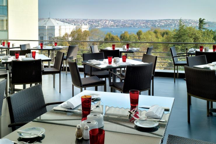 Swissotel Istanbul - Restaurant