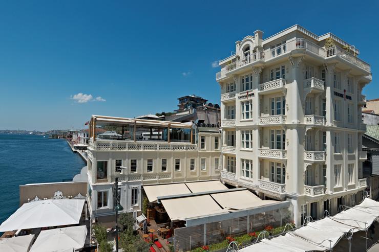 The House Hotel Bosphorus - Extérieur de l'hôtel