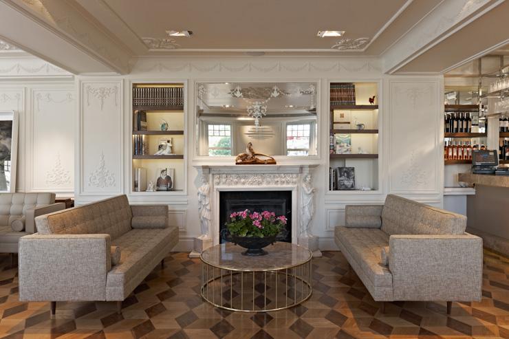 The House Hotel Bosphorus - Lobby