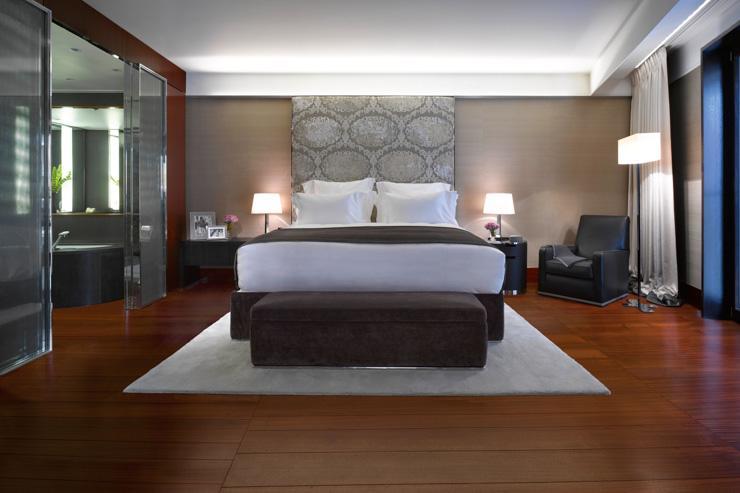 Bulgari Hotel & Residences London - Chambre
