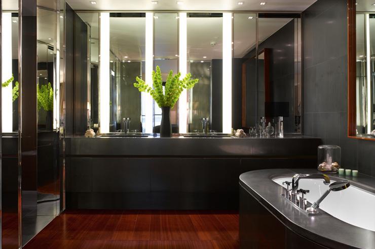 Bulgari Hotel & Residences London - Salle de bain