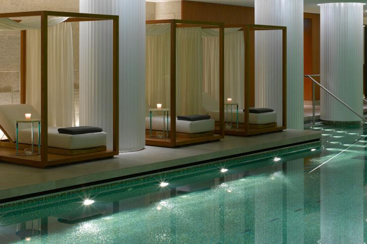 Bulgari Hotel & Residences London - Piscine
