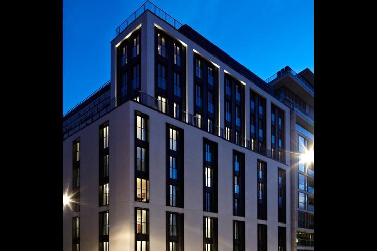 Bulgari Hotel & Residences London - Extérieur de l'hôtel