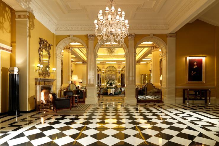 Claridge's - Lobby
