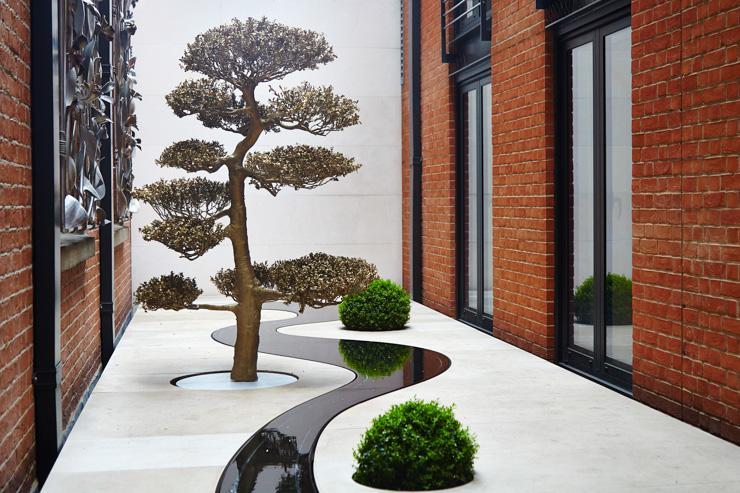 The Connaught - Jardin zen