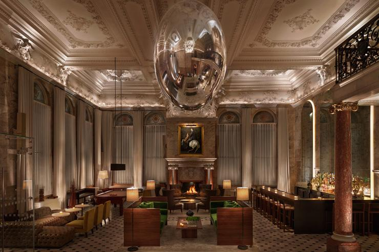 The EDITION London - Lobby-lounge