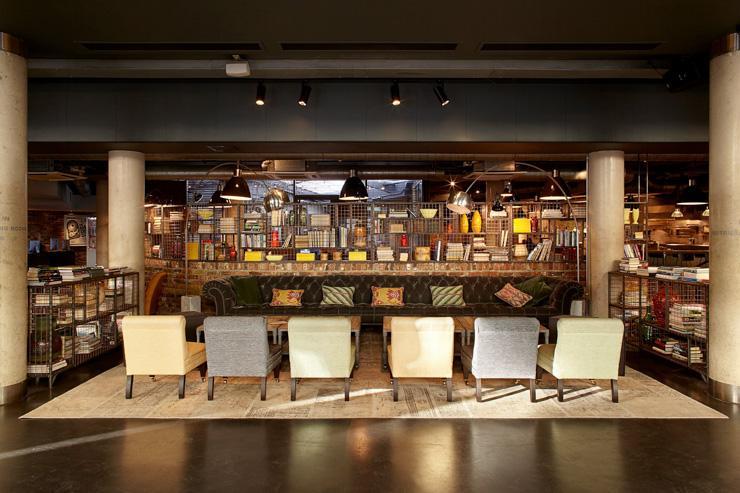 The Hoxton Shoreditch - Lobby
