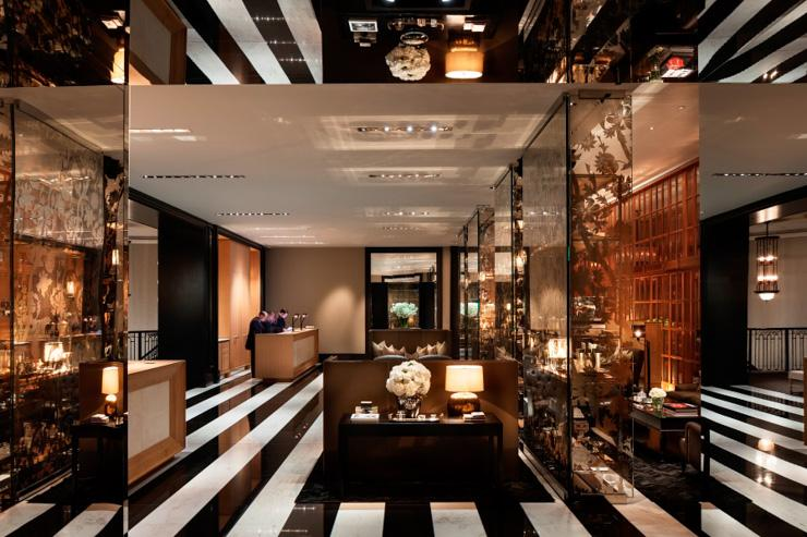 Rosewood London Hotel - Lobby