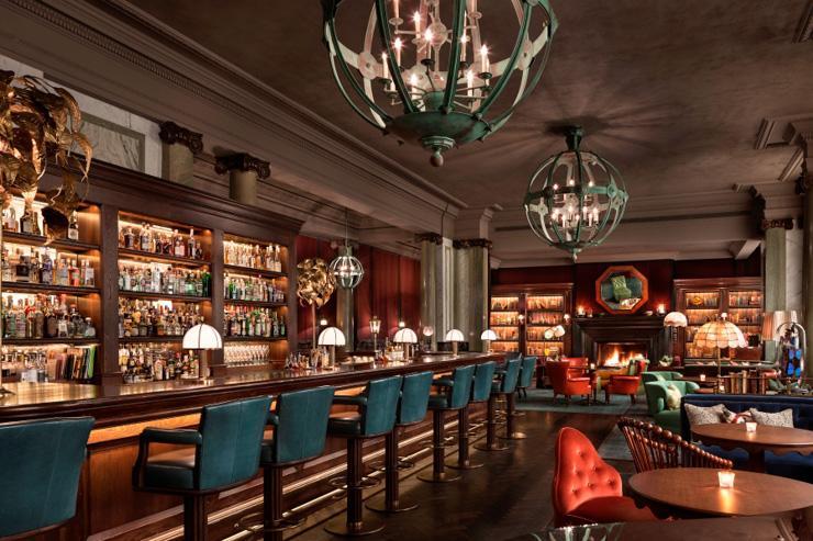 Rosewood London Hotel - Bar