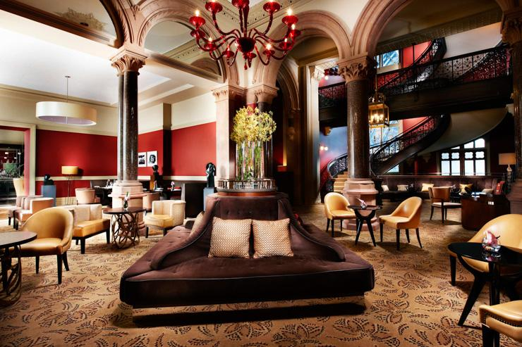 St Pancras Renaissance London Hotel - Executive Lounge