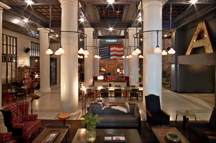 Ace Hotel New York - Lobby