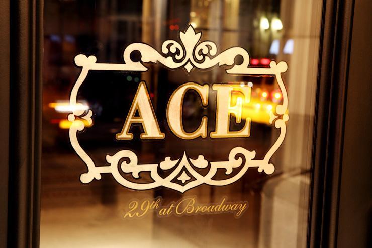 Ace Hotel New York - Entrée de l'hôtel