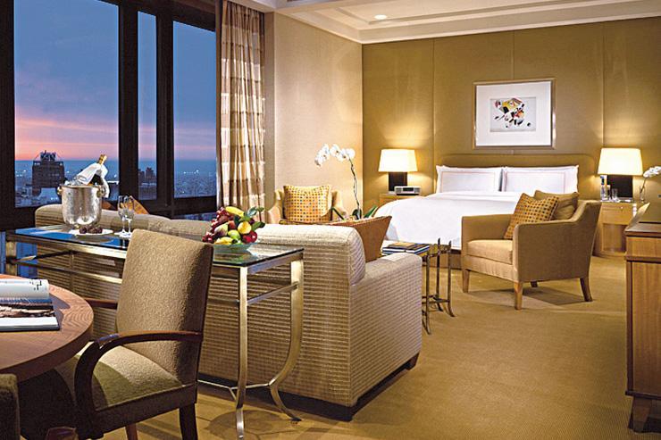 Four Seasons Hotel New York - Suite