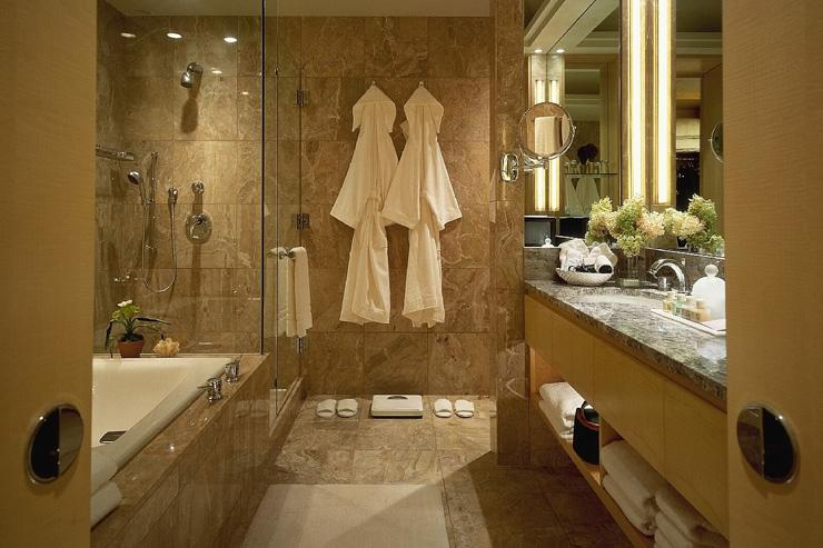Four Seasons Hotel New York - Salle de bain