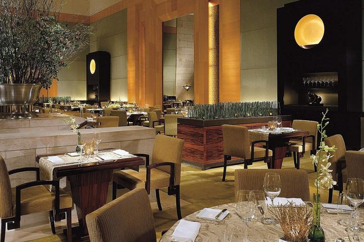 Four Seasons Hotel New York - Lounge