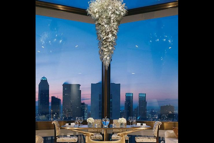 Four Seasons Hotel New York - Suite Ty Warner Penthouse