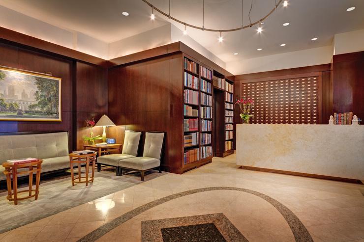 Library Hotel New York - Lobby