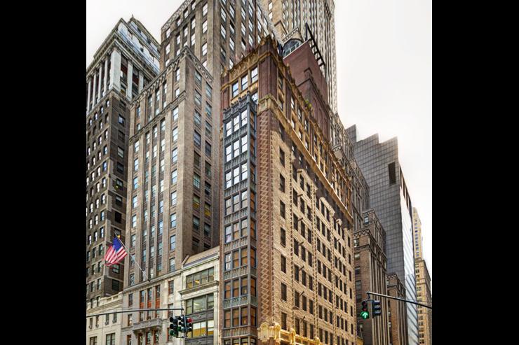 Library Hotel New York - Extérieur de l'hôtel