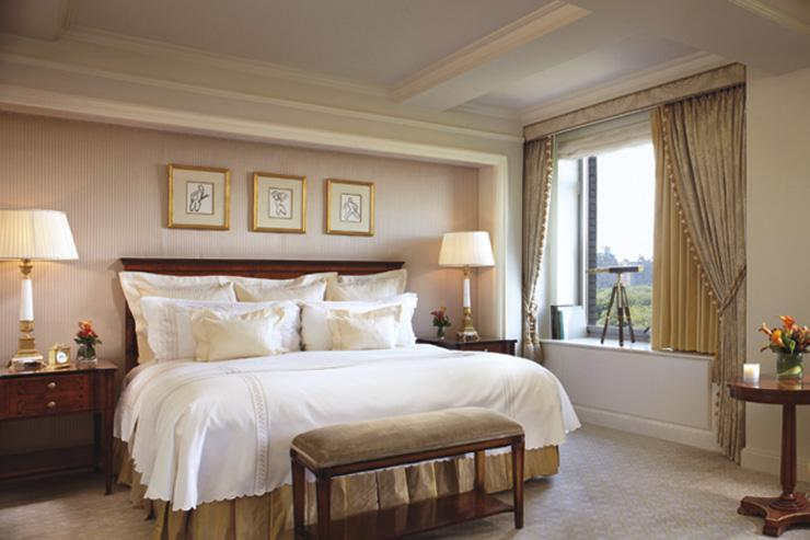 The Ritz-Carlton New York Central Park - Chambre avec vue sur le parc