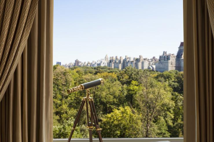 The Ritz-Carlton New York Central Park - Vue sur Central Park