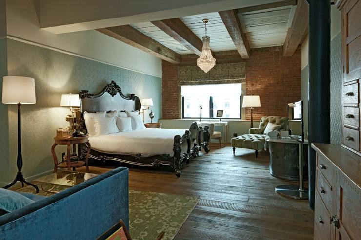 Soho House New York - Chambre