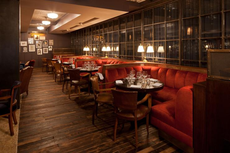 Soho House New York - Club Bar