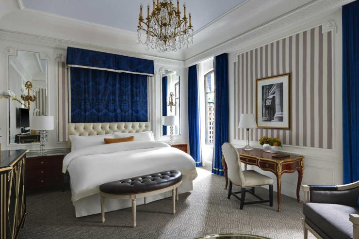The St. Regis New York - Chambre