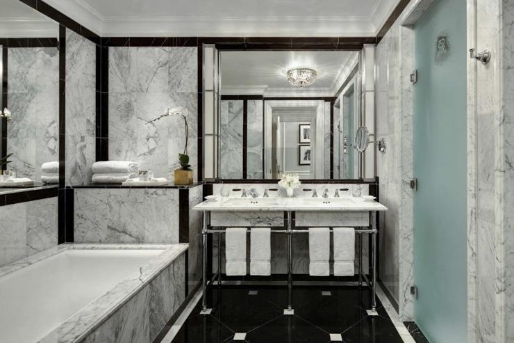 The St. Regis New York - Salle de bain