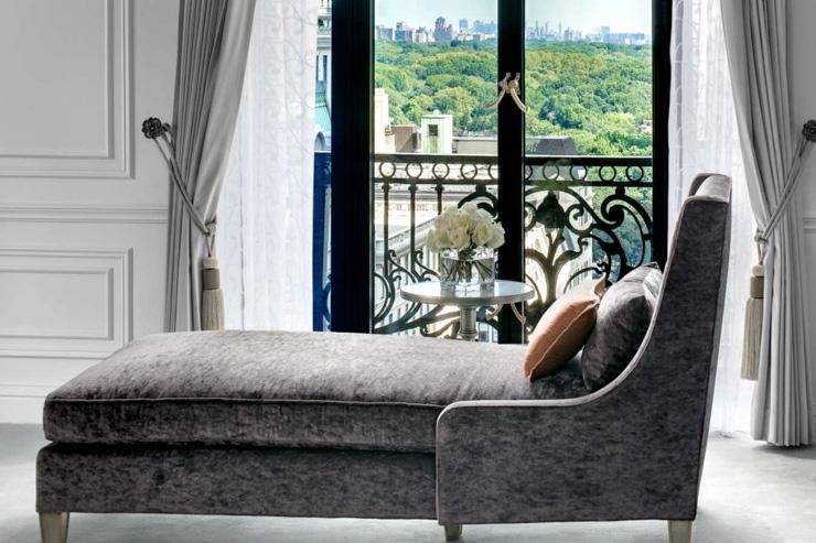 The St. Regis New York - Suite Dior avec vue sur Central Park